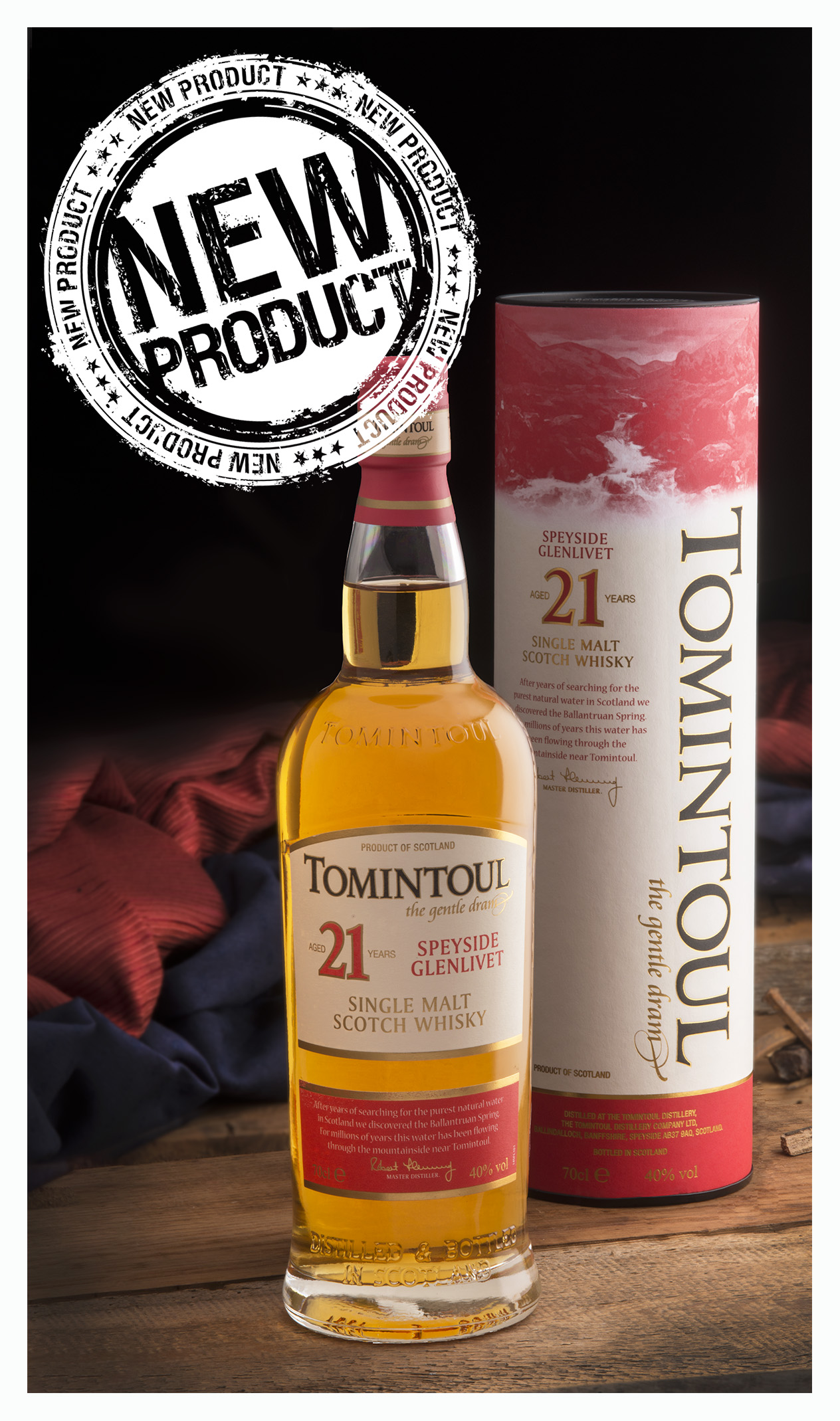 Tom 21 new product